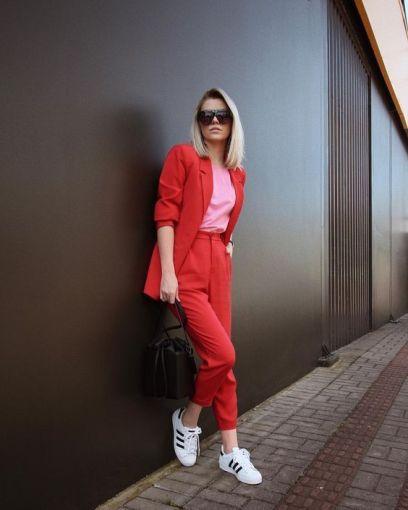 vermelho com rosa